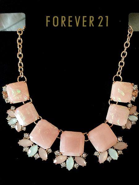 FOREVER-colar-rosa