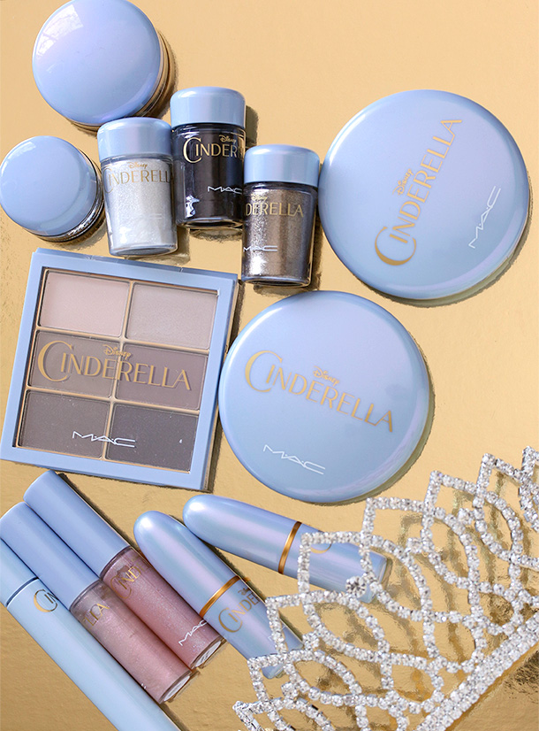 MAC-Cinderella-Collection