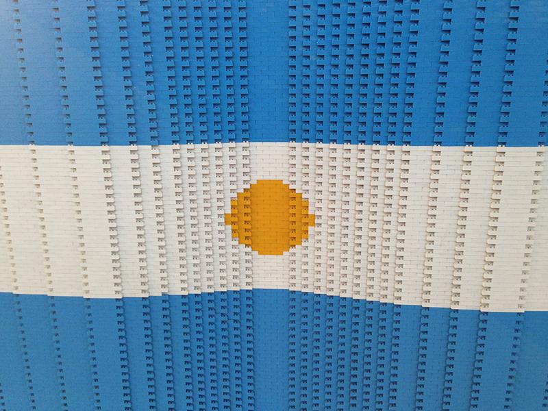buenos aires argentina bandeira