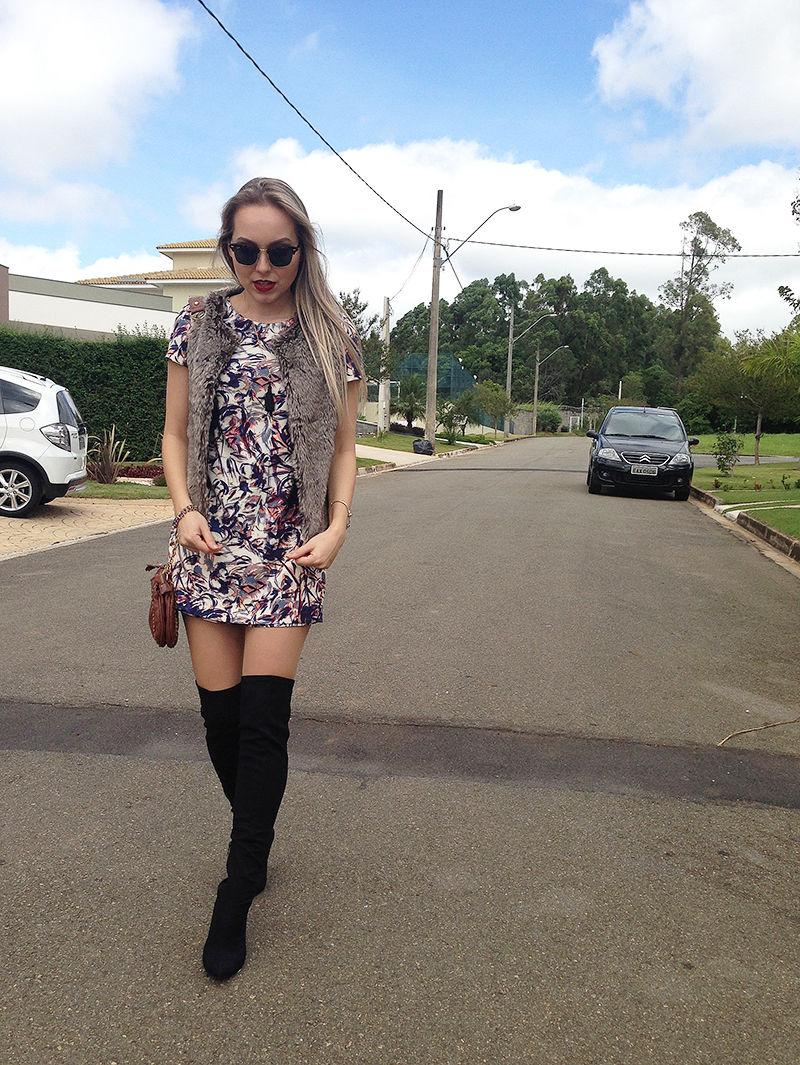 look do dia over the knee 11