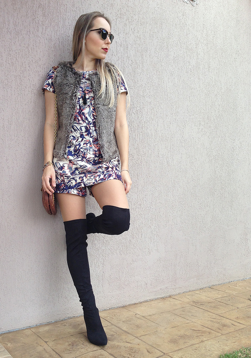 look do dia over the knee 16