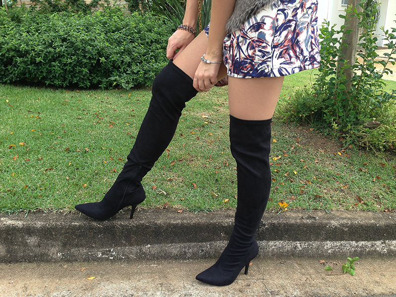 look do dia over the knee 3