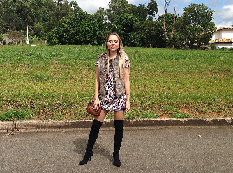look do dia over the knee 6