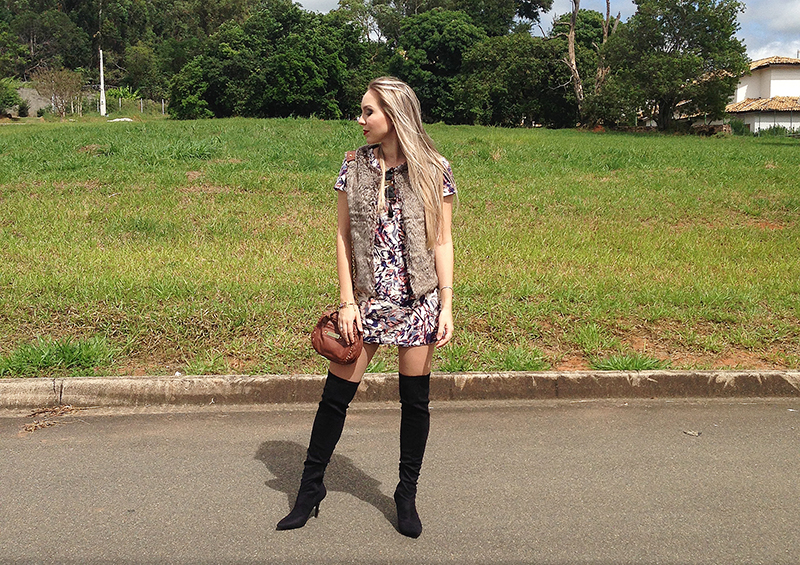 look do dia over the knee 7