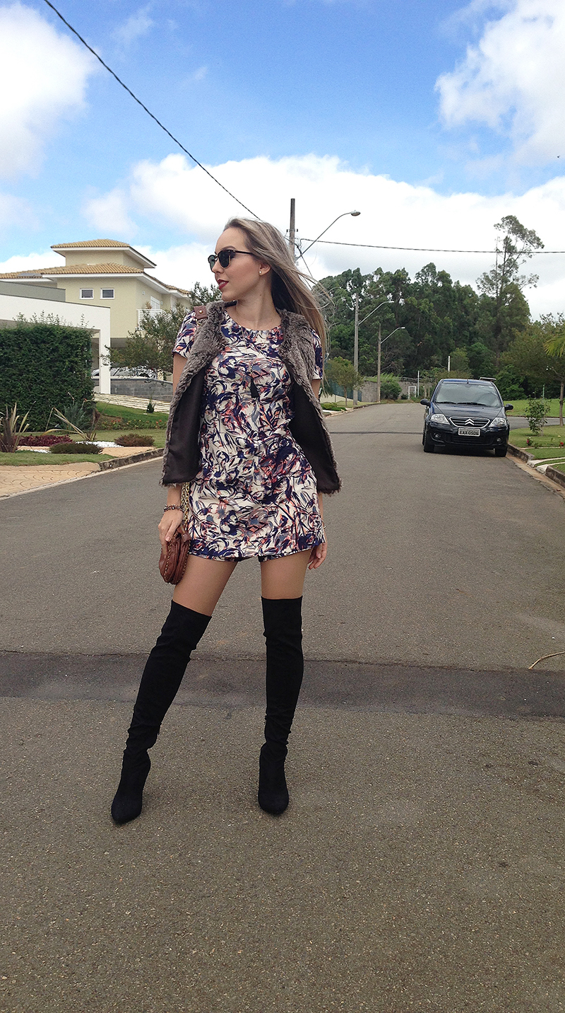 look do dia over the knee 9