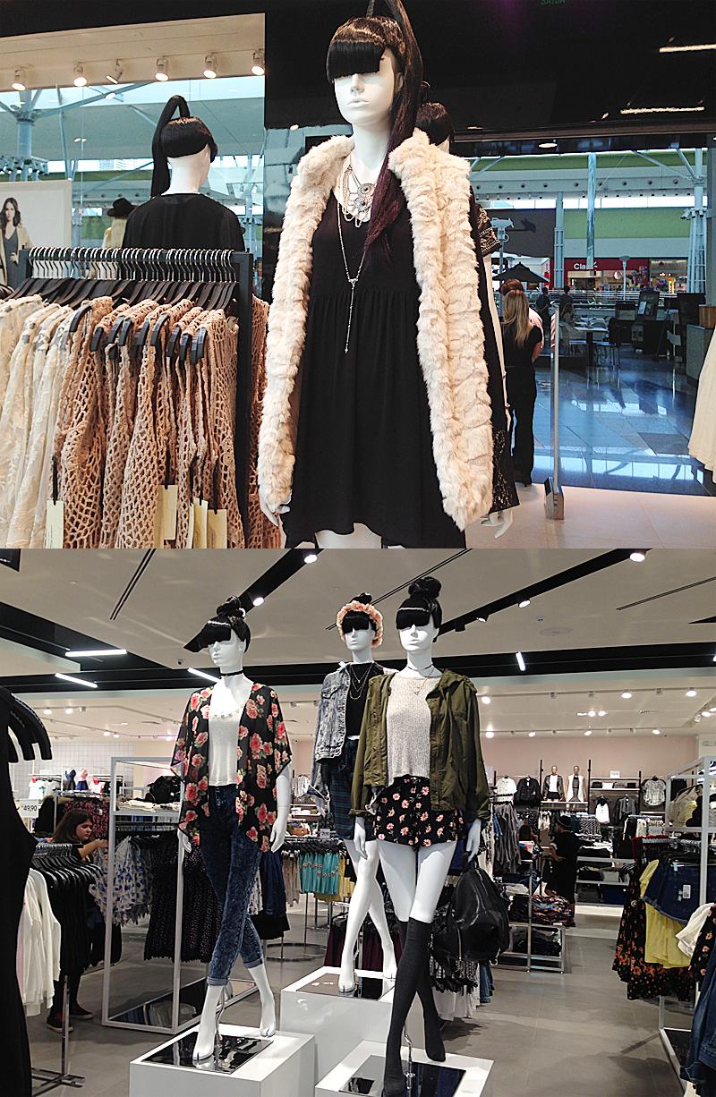 forever 21 parque dom pedro shopping 4