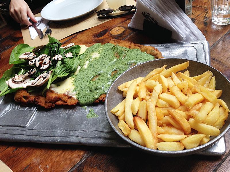 restaurantes em buenos aires el club de la milanesa 5