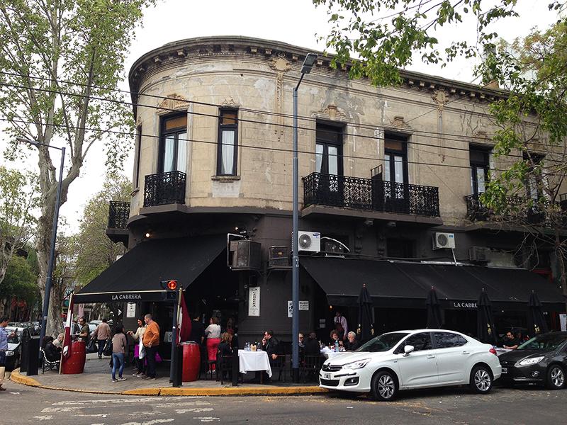 restaurantes em buenos aires la cabrera 1