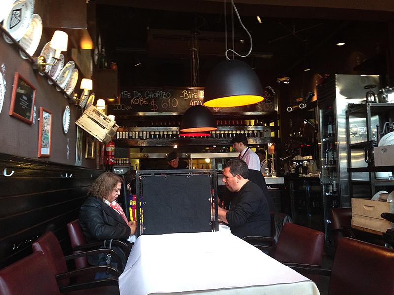 restaurantes em buenos aires la cabrera 2