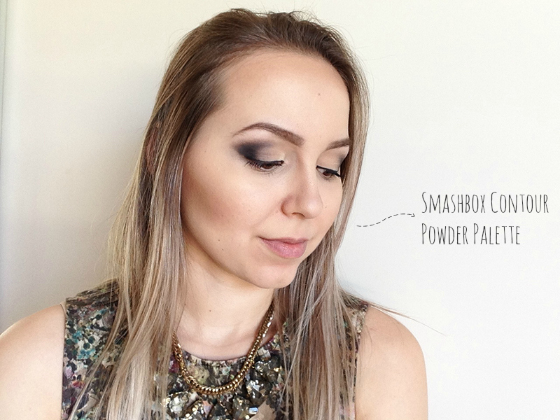 Smashbox Contour Powder Palette rosto pic