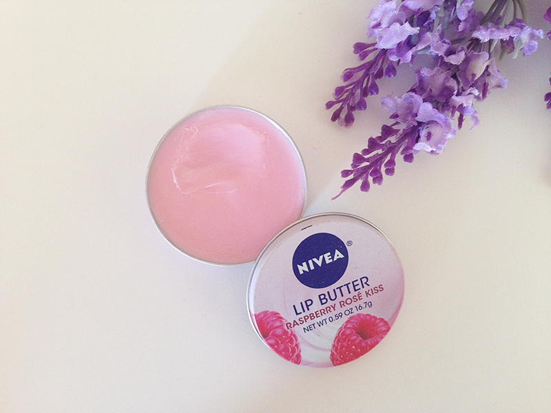 Lip Butter Raspberry Nivea 3