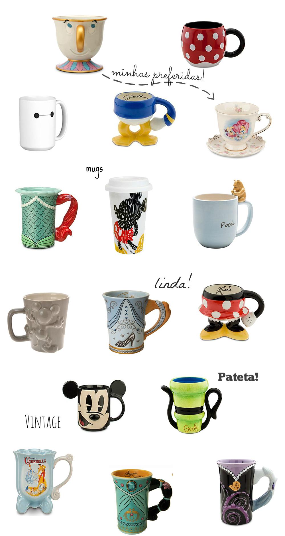 canecas da Disney 3