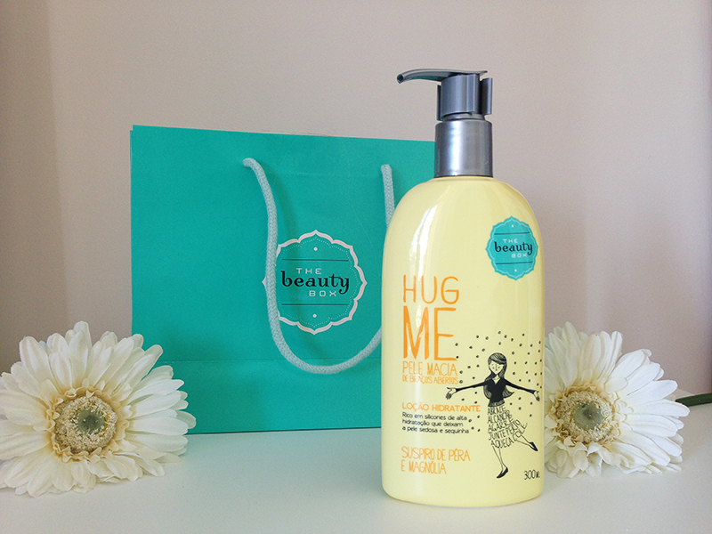 hidratante the beauty box hug me suspiro de pera e magnólia 4