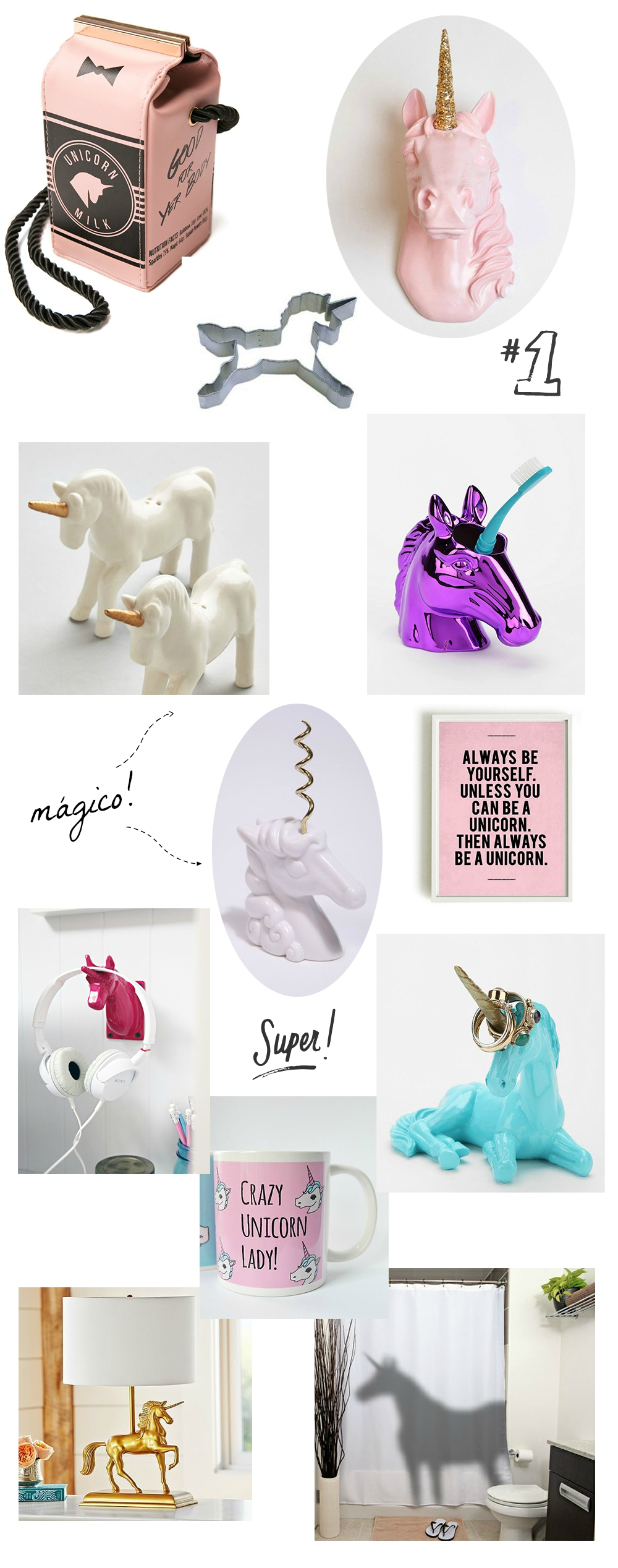 unicornios decor 1