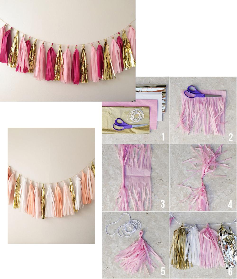 Ideias fáceis para decoração de festas! 1
