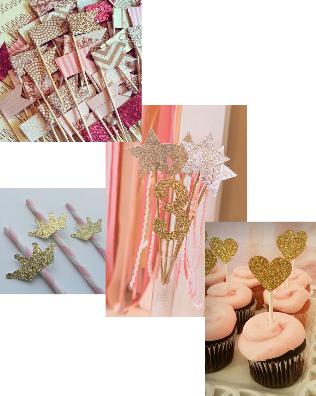 Ideias fáceis para decoração de festas! 3