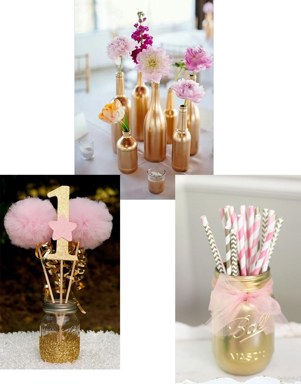 Ideias fáceis para decoração de festas! 5