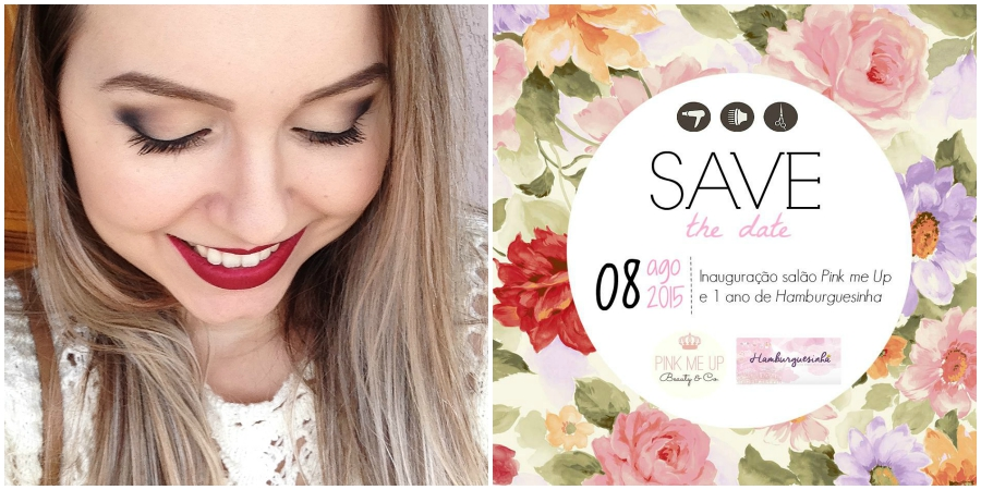 save the date selfie