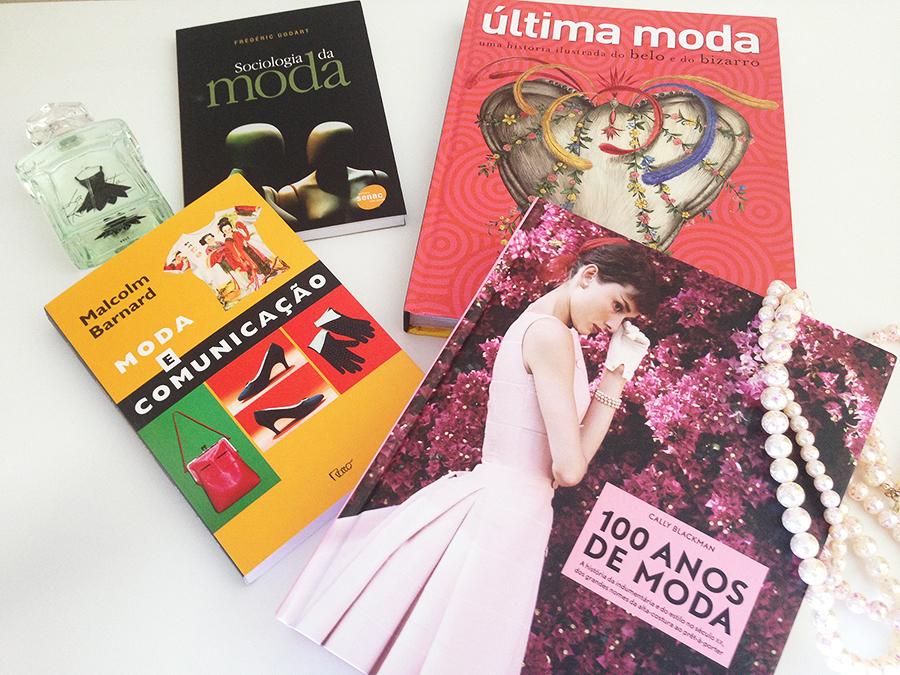 O começo da minha coleção de Livros de Moda! 4