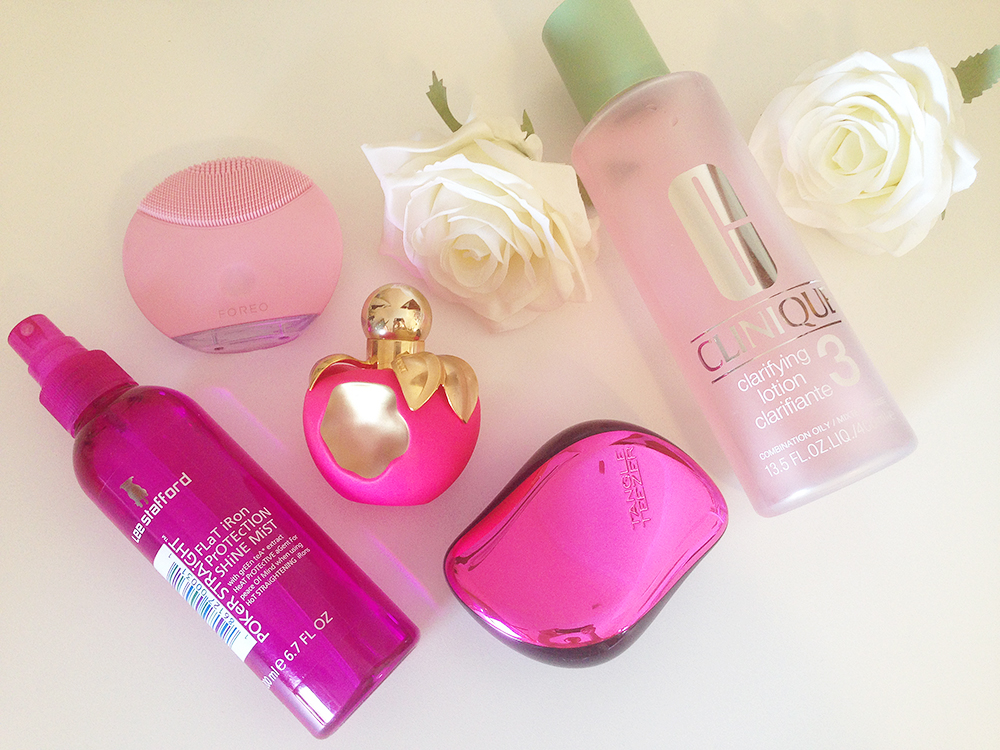 produtos rosa