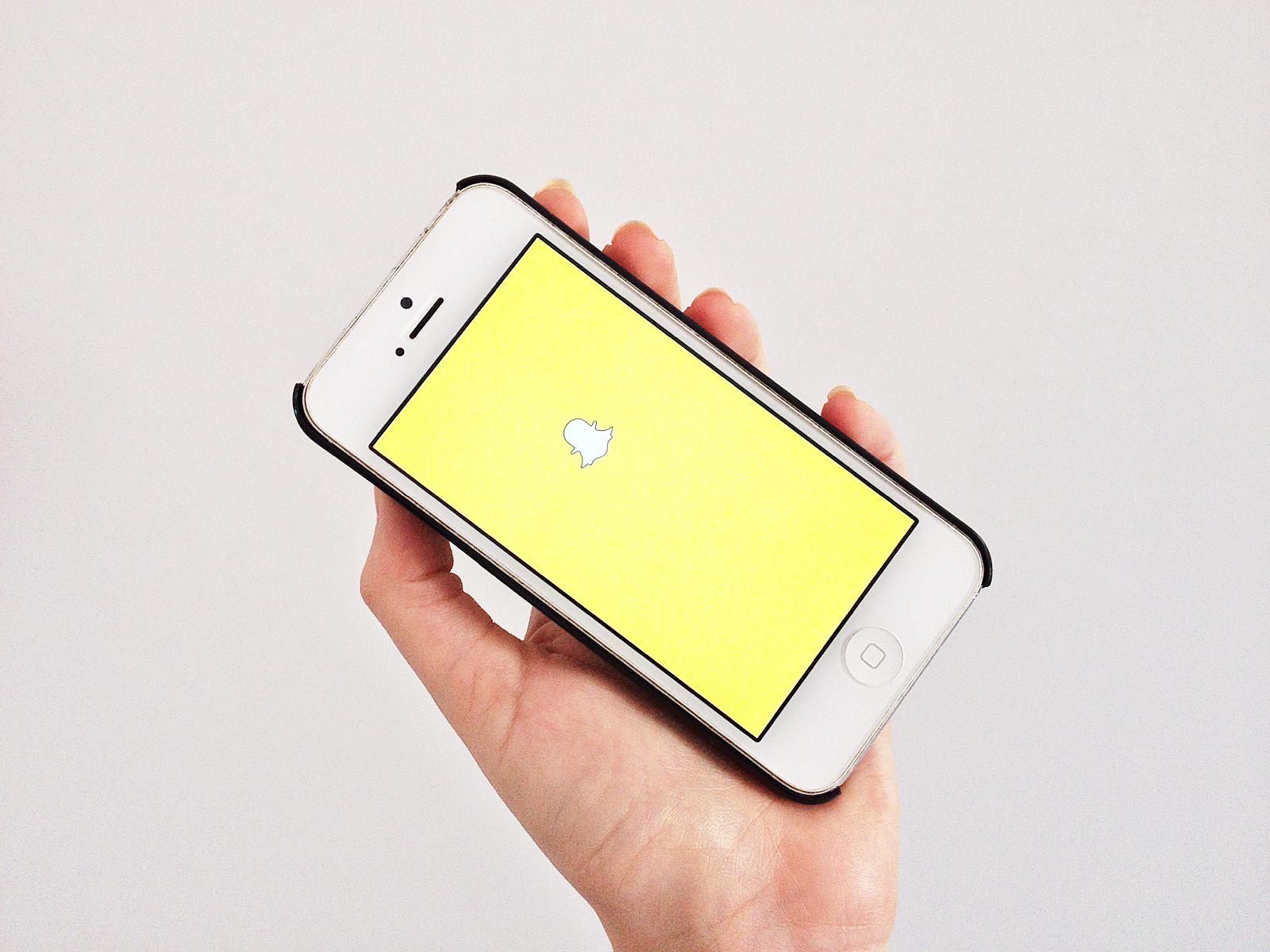 snapchat celular 2