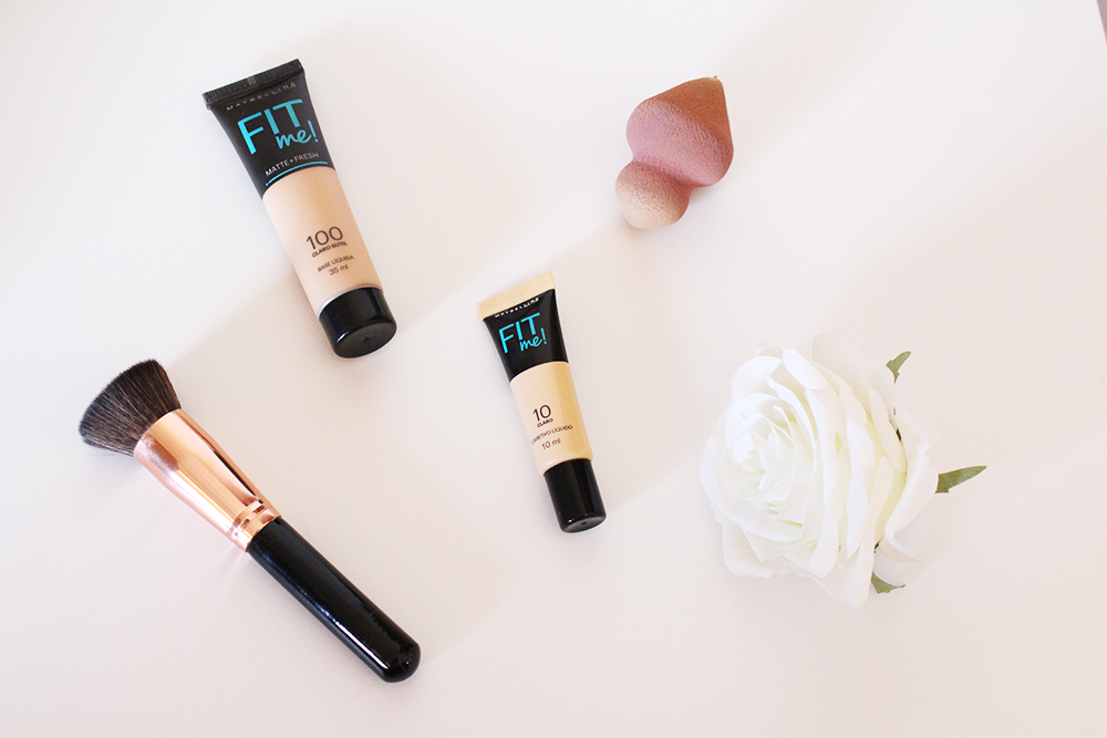 resenha corretivo e base fit me maybelline 6