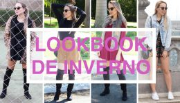LOOKBOOK DE INVERNO