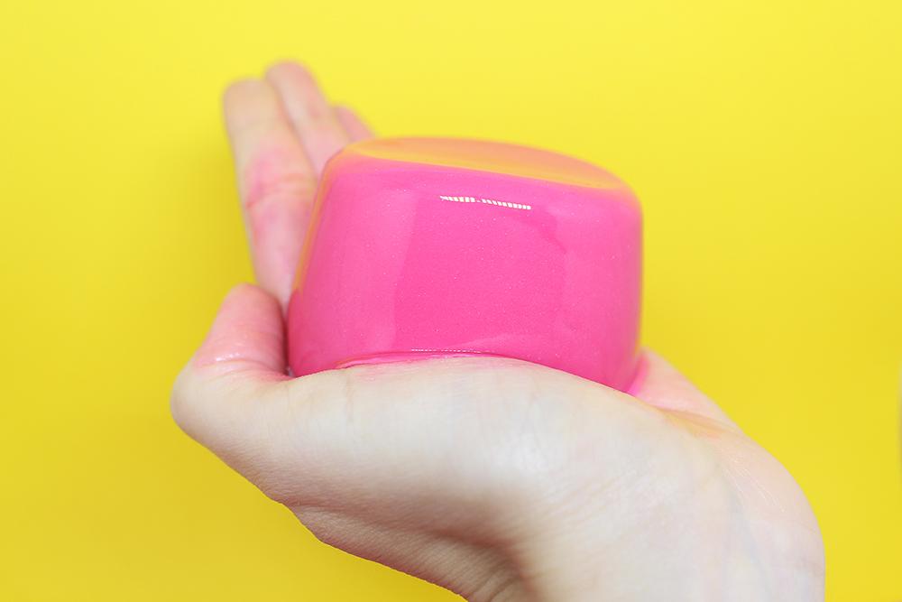 lush pink custard 2